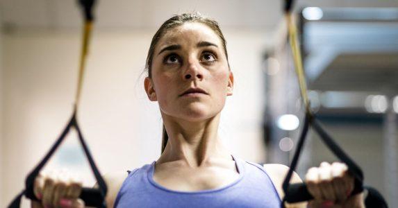 fitness schema vrouwen