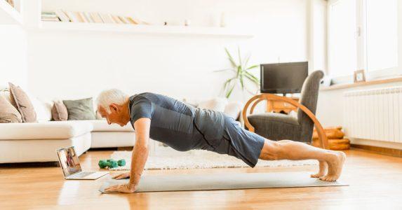 voordelen online fitness coaching