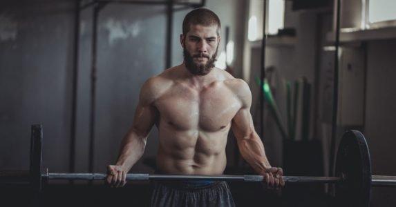 afvallen en spieren opbouwen