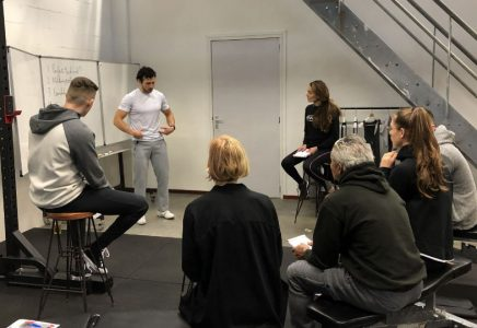 Interne personal training opleiding