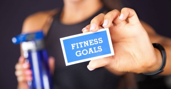 fitness doelen stellen