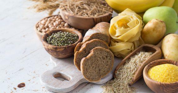 afvallen met simpele en complexe koolhydraten
