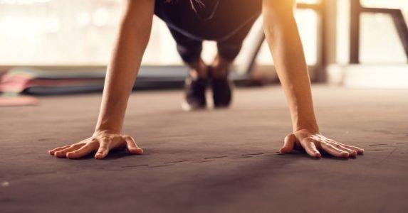hoe vaak korte workout