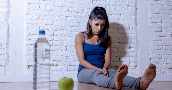lichaam vecht terug tegen gewichtsverlies