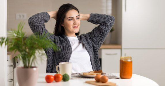 eten volgens lichaamsgevoel