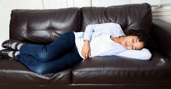 slaaptekort inhalen dutje