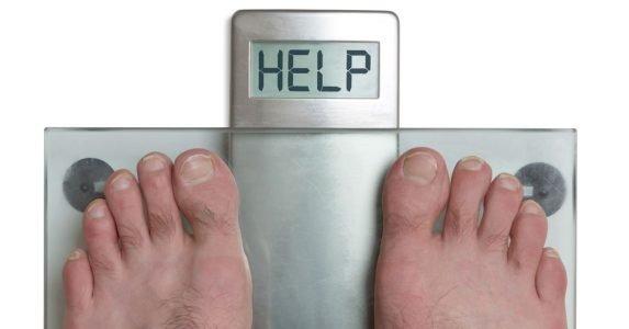 gewichtsschommelingen