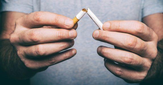 stoppen met roken plan