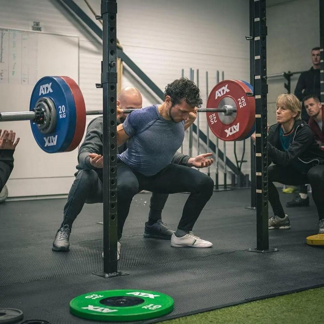 Victor Mooren squat