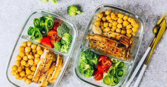 dieet maaltijden plannen voor vetverlies