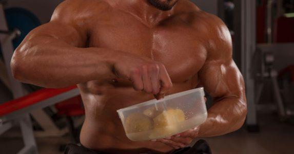fitness voeding spieropbouw