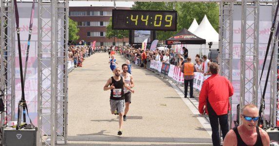 sneller hardlopen 5km