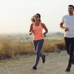 Sporten op een lege maag
