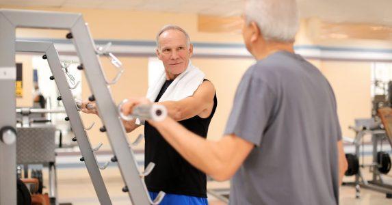 Spieren kweken op oudere leeftijd