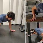 push-ups leren