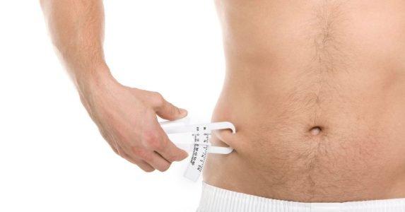 lichaamsvet meten