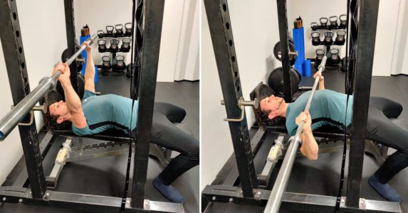 tips bench press