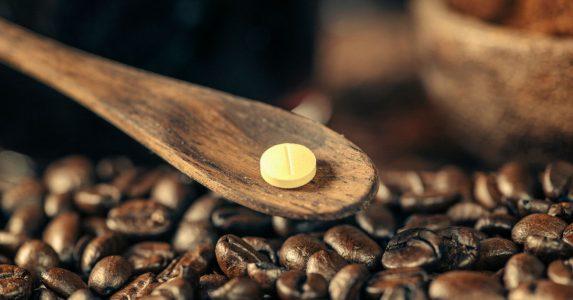 cafeine pillen