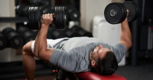 hoeveel herhalingen voor spiermassa